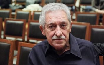 Κουβέλης: Απαράδεκτη η κράτηση των δύο στρατιωτικών στελεχών μας