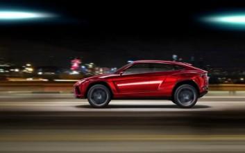 Το ταχύτερο SUV από τη Lamborghini