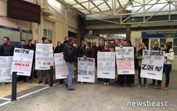 Διαμαρτυρία οροθετικών για τις ελλείψεις φαρμάκων