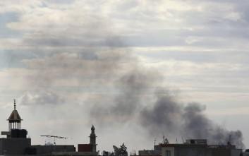 Διπλή έκρηξη με έναν νεκρό μέσα σε τέμενος στη Λιβύη