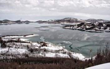Η μαγευτική Λίμνη Πλαστήρα