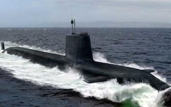 Επιπλέον 19,7 εκατ. ευρώ για τα υποβρύχια του πολεμικού ναυτικού