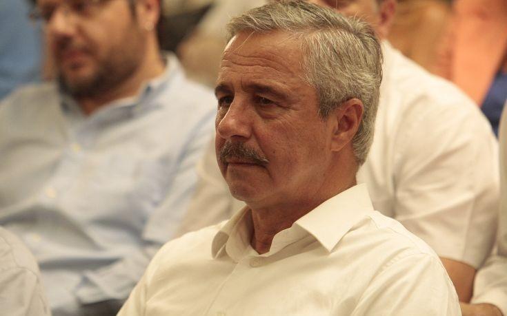 Ισχυρή διακομματική κυβέρνηση ζητά ο Γιάννης Μανιάτης
