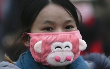 Τρέντι αντιμετώπιση του κινέζικου νέφους