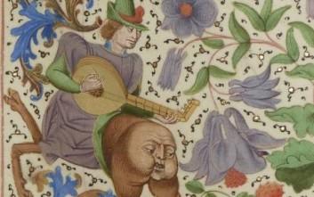 Περίεργα και νοσηρά σκίτσα την εποχή του Μεσαίωνα
