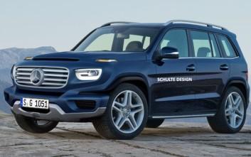 Σχεδιάζει μικρό SUV η Mercedes