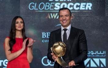 Μέντες: Ο Ρονάλντο θα μείνει στη Ρεάλ Μαδρίτης