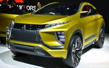 Η Mitsubishi ετοιμάζει τρία crossovers