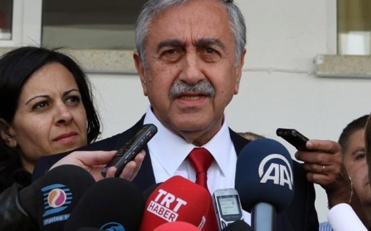 Ακιντζί: Δεν θα αποδεχθούμε λύση χωρίς εγγυήσεις και τουρκική στρατιωτική δύναμη στην Κύπρο