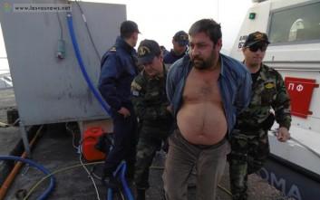 Αυτόπτης μάρτυρας ο Δρίτσας σε σύλληψη διακινητή προσφύγων