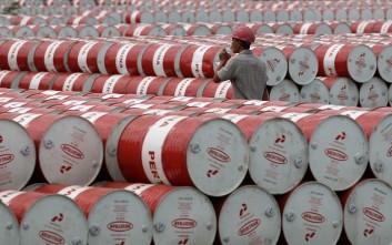 Ανησυχίες για το πετρέλαιο με τις αμερικανικές κυρώσεις σε βάρος του Ιράν