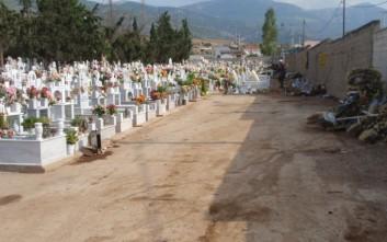 Εμπόριο οστών σε νεκροταφείο της Πάτρας