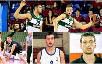 Παίζουν λίγο οι ρούκι; Πού να δείτε τι έκαναν οι Έλληνες Top-5 στα 18 τους!