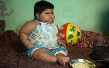 Ανεξήγητη η υπόθεση του παχύσαρκου μωρού της Ινδίας