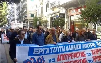 Στην απεργία της ΓΣΕΕ-ΑΔΕΔΥ και οι δάσκαλοι