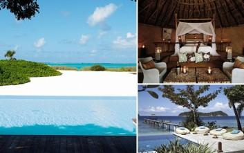 Ιδιωτικά νησιά για ειδυλλιακές διακοπές σε όλο τον κόσμο