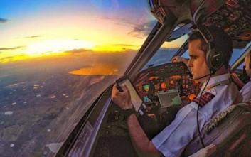 Η ζωή πιλότων και αεροσυνοδών μέσα από το Instagram