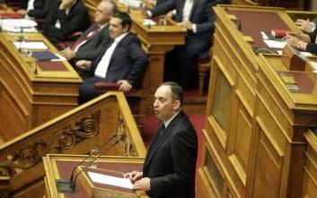 Πλακιωτάκης: Η κυβέρνηση γελοιοποιεί το θέμα της συνταγματικής αναθεώρησης