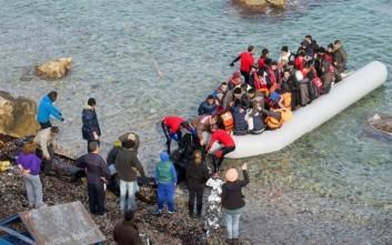 Η Bild επαινεί την ελληνική ακτοφυλακή για τη διάσωση προσφύγων
