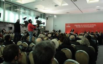 Στο δρόμο για συνέδριο τον Απρίλιο ο ΣΥΡΙΖΑ