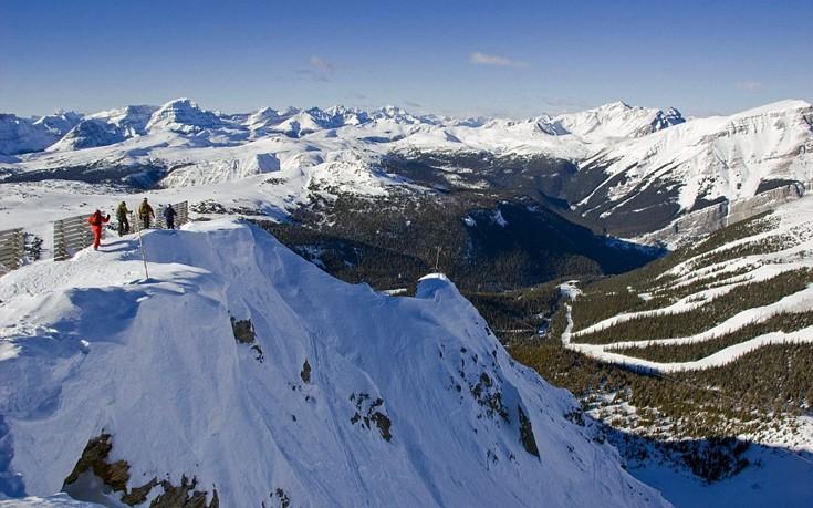 Οι πιο τρομακτικές πίστες του σκι στον κόσμο