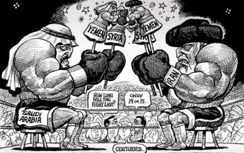 Το 2015 μέσα από σκίτσα του Economist