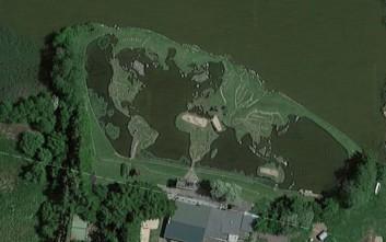 Όλος ο κόσμος σε μία λίμνη!