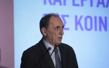 Εγκαινιάστηκε από τον Σταθάκη το ΙΕΚ Αποκορώνου