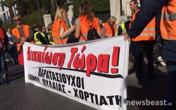 Στο υπουργείο Εσωτερικών συμβασιούχοι από τη Θεσσαλονίκη