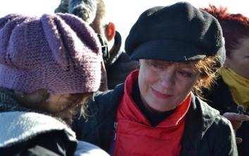 Σούζαν Σαράντον: Δεν θα ψηφίσω με τον… κόλπο μου