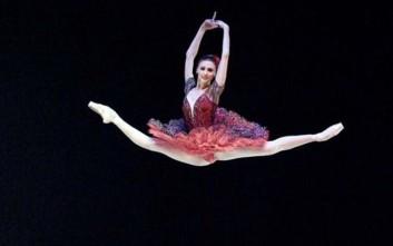 Η «τσαρίνα» του κλασικού μπαλέτου στο Μέγαρο Αθηνών