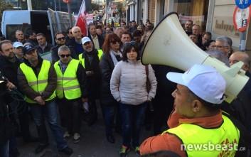 Χωρίς αποτέλεσμα η συνάντηση λιμενεργατών-Πιτσιόρλα