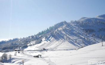 Ανοίγει για την Πρωτοχρονιά το χιονοδρομικό της Βασιλίτσας