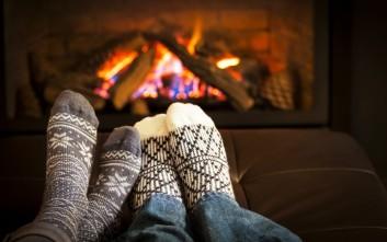 Οκτώ τρόποι να ζεσταθείτε χωρίς να ανάψετε το καλοριφέρ