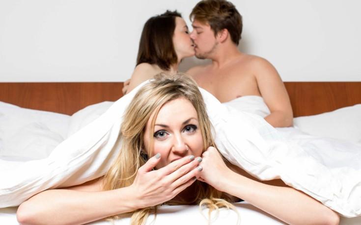 Εξομολόγηση μιας γυναίκας που είναι εθισμένη στο... τρίο