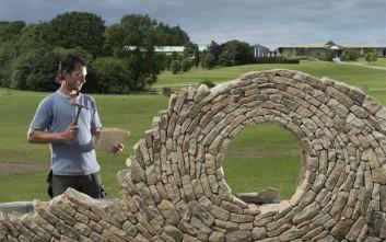 Τα πιο εντυπωσιακά πράγματα που μπορείς να κάνεις με απλές πέτρες