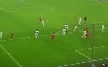Πώς είδαν οι οπαδοί το απίστευτο γκολ του Τσάμπι Αλόνσο