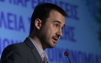 Χαρίτσης για Κουκάκι: Τα γεγονότα δεν αντιστοιχούν σε ευρωπαϊκή πρωτεύουσα