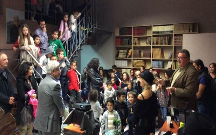 Ανοίγει τις πύλες της η Δημοτική Βιβλιοθήκη Μαλεβιζίου