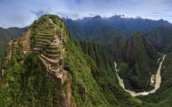Πρόστιμο 2 εκατ. ευρώ σε κατασκευαστική που κατέστρεψε τείχη των Ίνκας