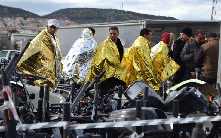 Ακόμα 168 άνθρωποι έφτασαν το τελευταίο 48ωρο σε νησιά του Αιγαίου