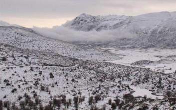 Απεγκλωβίστηκαν οι κτηνοτρόφοι στα ορεινά των Ανωγείων