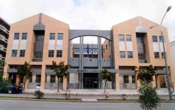 Τετράωρη κατάληψη των δικαστηρίων Σπάρτης