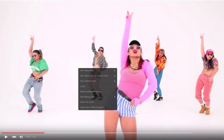 Το YouTube προσέθεσε το χαρακτηριστικό «Loop»