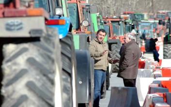 Οι κινητοποιήσεις στα οδικά μπλόκα των αγροτών στη Β. Ελλάδα