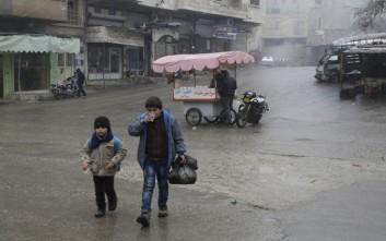 Ειδικοί του ΟΗΕ εντόπισαν στη Συρία ενδείξεις έκθεσης στο αέριο σαρίν