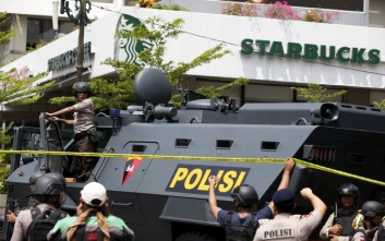 Κλείνουν τα Starbucks μετά τις αιματηρές επιθέσεις στην Τζακάρτα