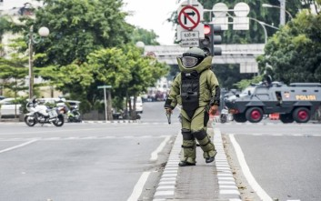 «Αινιγματική προειδοποίηση» τζιχαντιστών για την Τζακάρτα