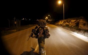 Ο Ισραηλινός στρατός απέκλεισε την Χεβρώνα