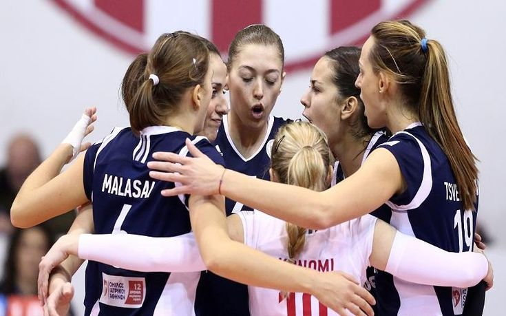 Αήττητη για 13 ματς η γυναικεία ομάδα βόλεϊ του Ολυμπιακού